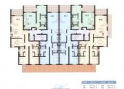 Waterside Third Floor Plan