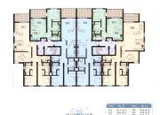 Waterside Second Floor Plan