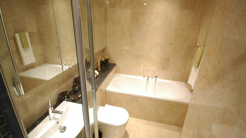 Waterside - Contemporary bathrooms